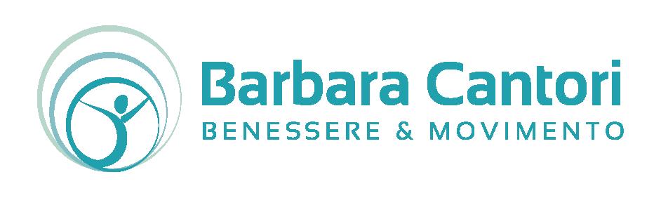 Logo Barbara Cantori yoga Cento
